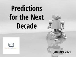 モバイルロボティクスのこの先10年の予測