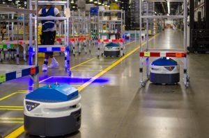 産業用オートメーション技術がサプライチェーンの流れを変える