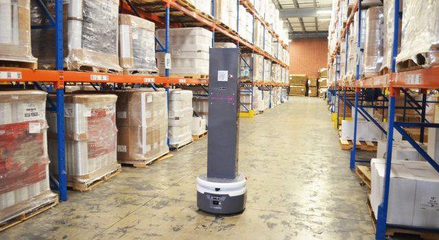 より多くの消毒ロボットが市場に登場